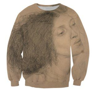 Fanny Eaton Art Lover Soft Jumper Crewneck Sweater